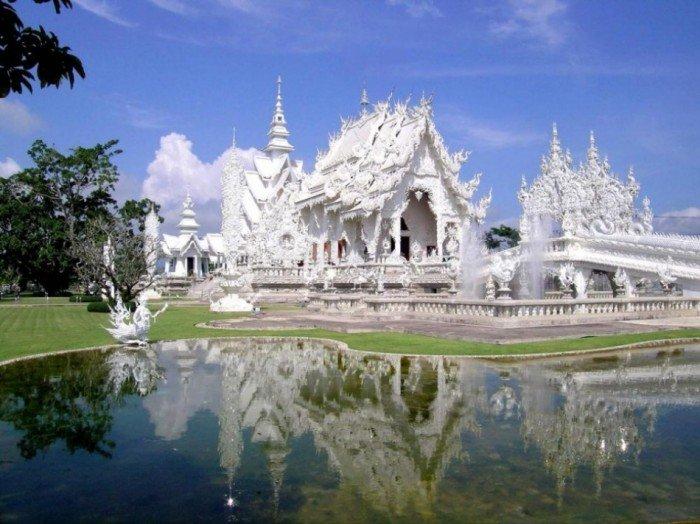 Рейтинг найкрасивіших міст світу, фото Таїланд