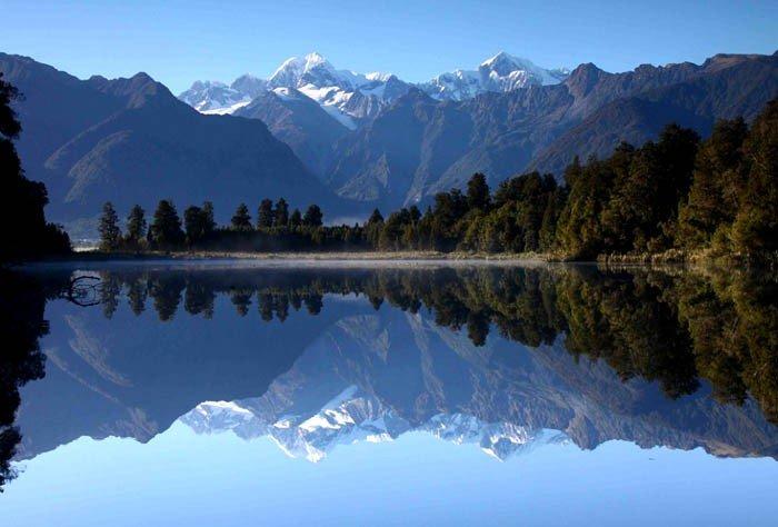 Самые красивые озера мира, фото - Мэтисон