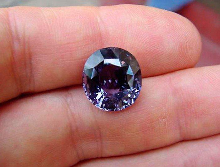 Самые редкие драгоценные камни в мире, фото - тааффеит