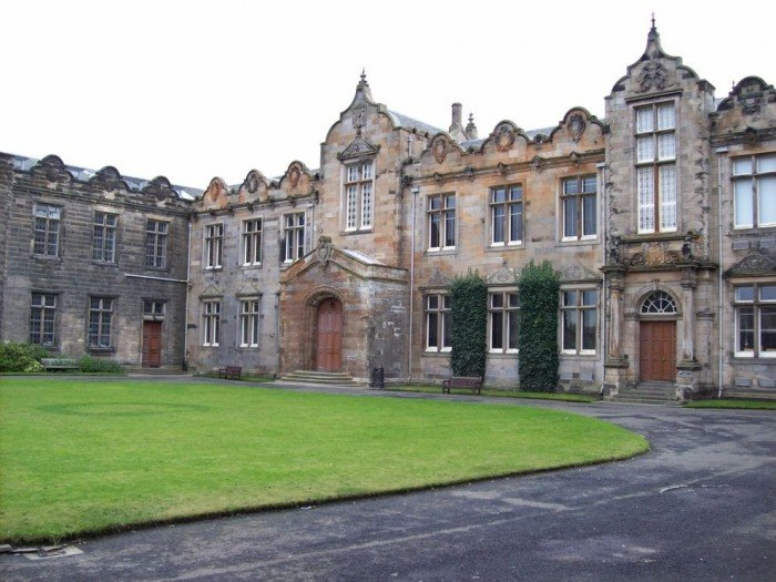 Знаменитые университеты мира, фото - Университет Сент-Ендрюсс