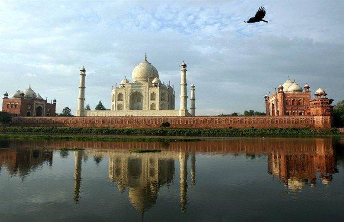 Всемирное наследие ЮНЕСКО, фото - Тадж-Махал
