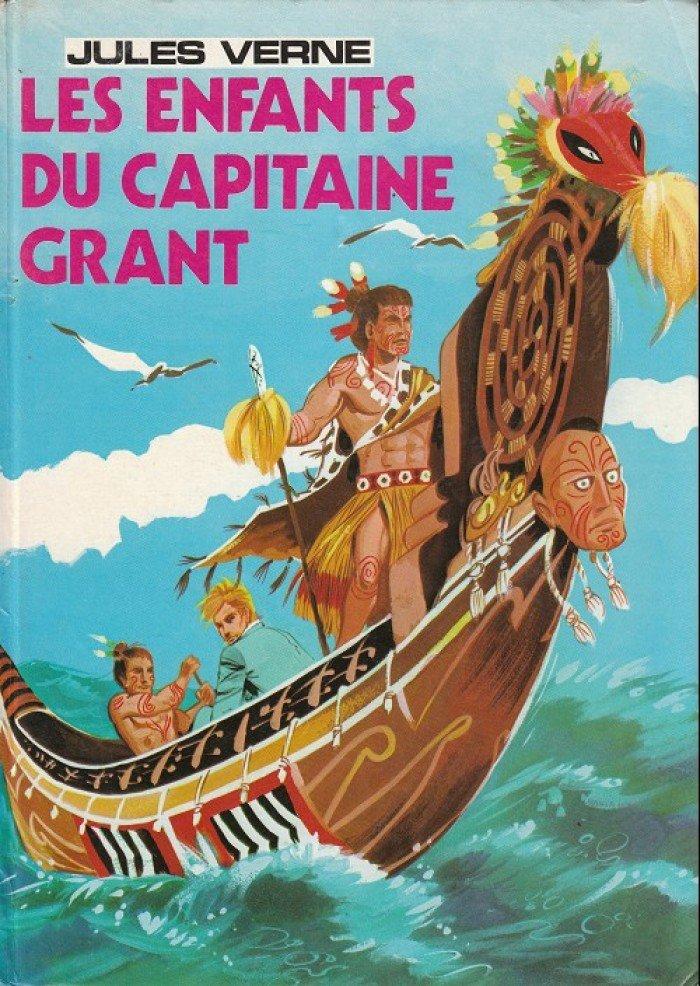 Жуль Верн. Діти капітана Гранта