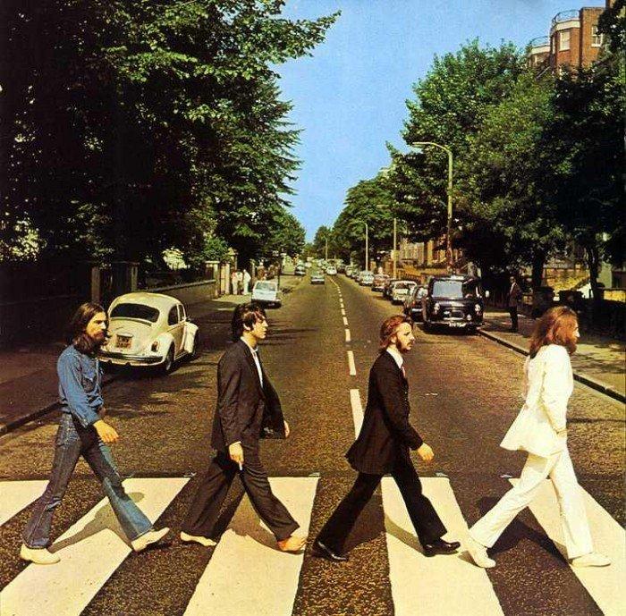 Онлайн веб-камеры мира - Abbey Road