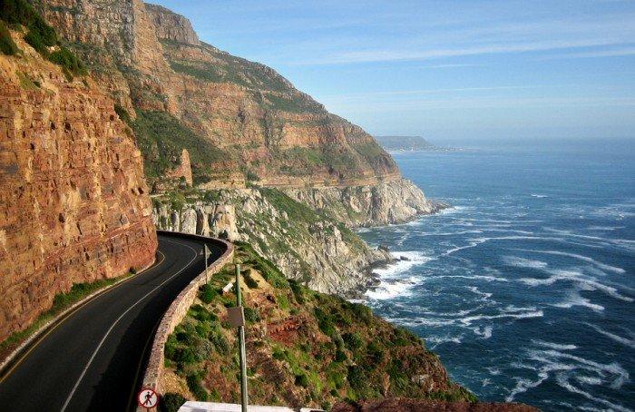 Найкрасивіші дороги світу - Чепмен, Пд. Африка