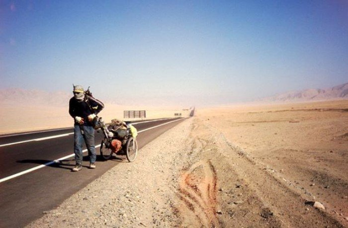 Найнезвичайніші подорожі у світі - Карл Бушбі, фото 4