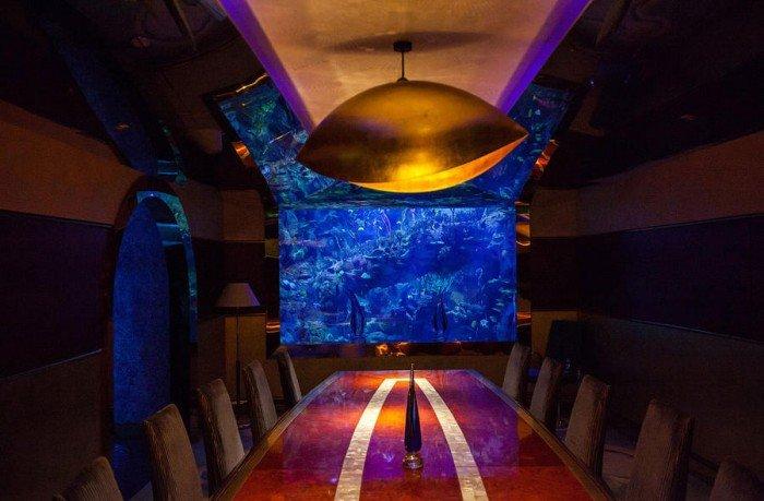Ресторан акваріум «Аль Махара» в Дубаї, фото 10