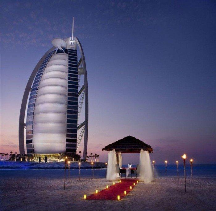 Видатні місця Дубаї