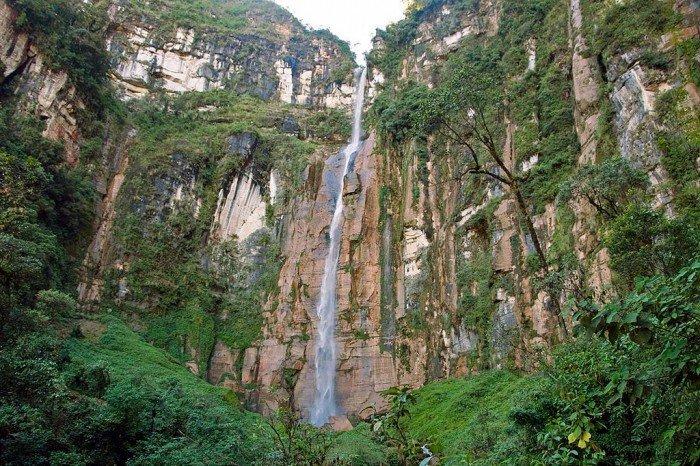 Найвищі водоспади світу - Умбілла (Амазонка), фото 1