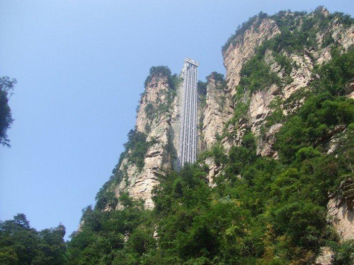 Лифт байлонг. Самый высокий лифт в мире, фото 8