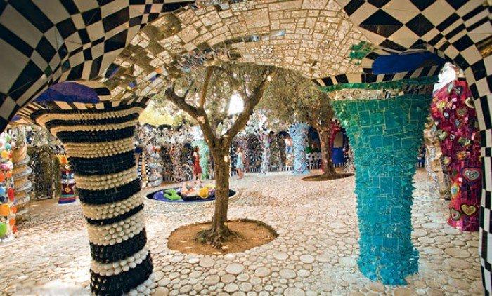 Парк Гуеля в Барселоні - фото 9
