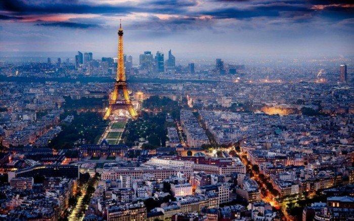 Рейтинг найкрасивіших міст світу, фото Париж