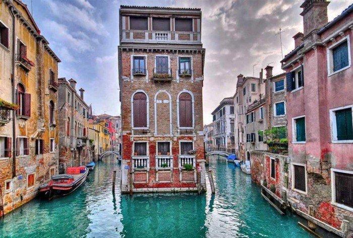 Райські місця на землі - Венеція, Італія