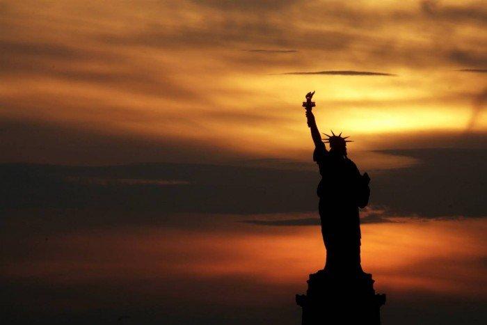 Всемирное наследие ЮНЕСКО, фото - Статуя Свободы