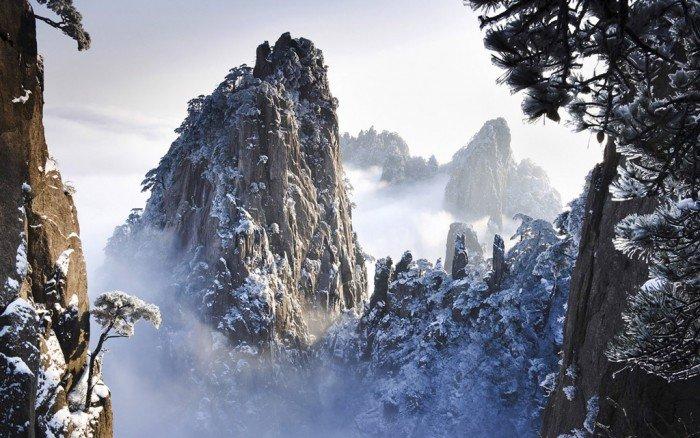 """""""Тропа смерти"""" в Китае - самая страшная тропа в мире. Фото 12"""