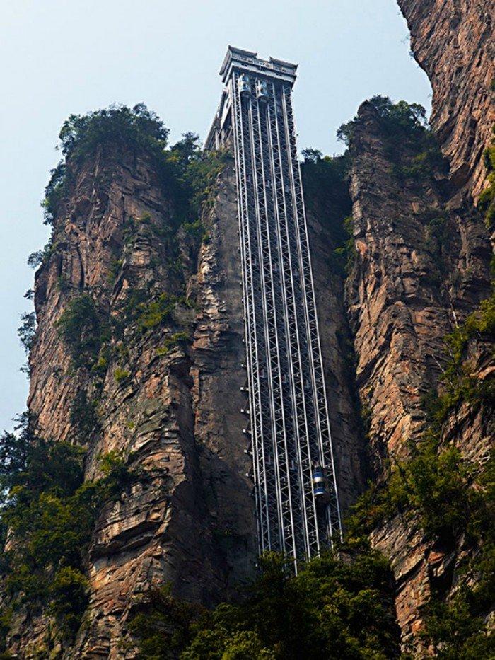Лифт байлонг. Самый высокий лифт в мире, фото 3