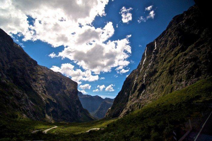Найкрасивіші дороги світу - Мілфорд, Нова Зеландія