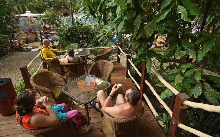 """Самый большой аквапарк в мире """"Тропические острова"""" (Германия), фото 6"""