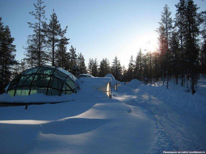 Незвичайний готель в Лапландії, фото 3
