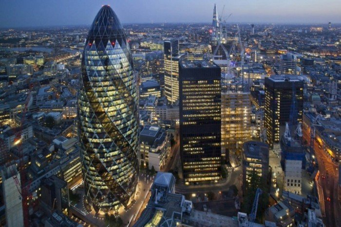 Рейтинг найкрасивіших міст світу, фото Лондон