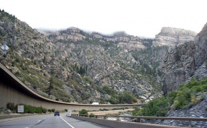 Найкрасивіші дороги світу - Колорадо