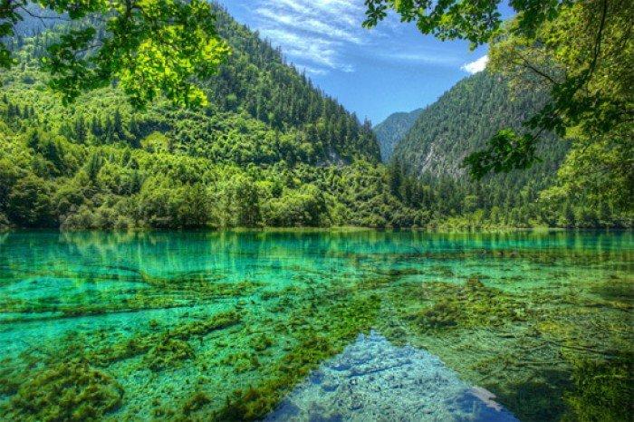 Красивые пейзажи природы. Фото - Китай