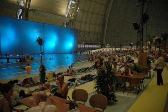 """Самый большой аквапарк в мире """"Тропические острова"""" (Германия), фото 5"""