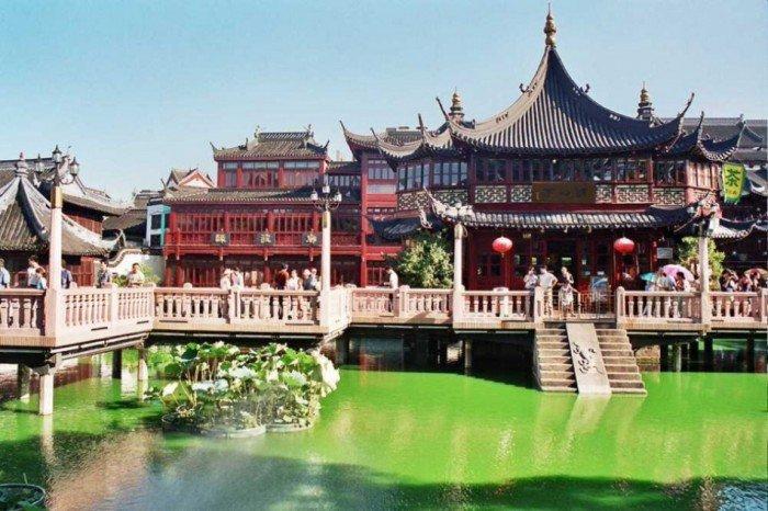Рейтинг найкрасивіших міст світу, фото Шанхай