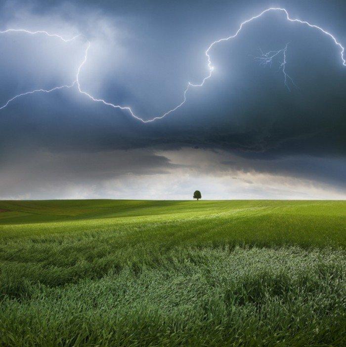 Самые красивые пейзажи от профессиональных фотографов, фото природы - 12