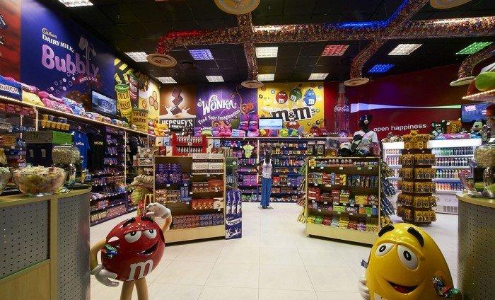 Найбільший магазин солодощів у світі, Дубаї - фото 6
