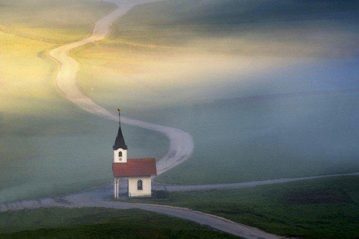 Самые красивые пейзажи от профессиональных фотографов, фото природы - 7