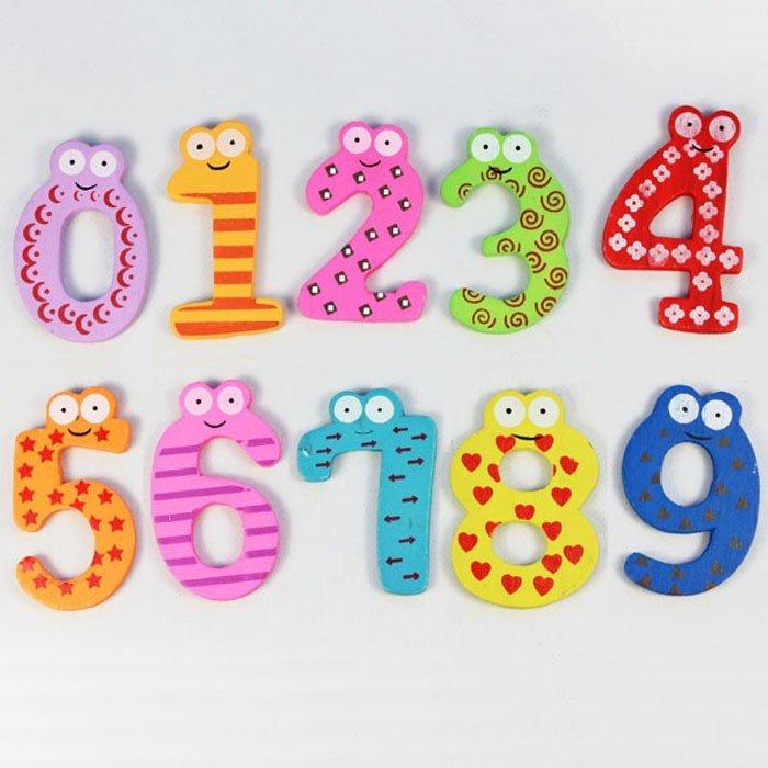 Загадки про числа