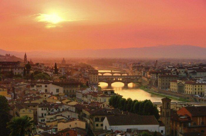 Рейтинг найкрасивіших міст світу, фото Італія