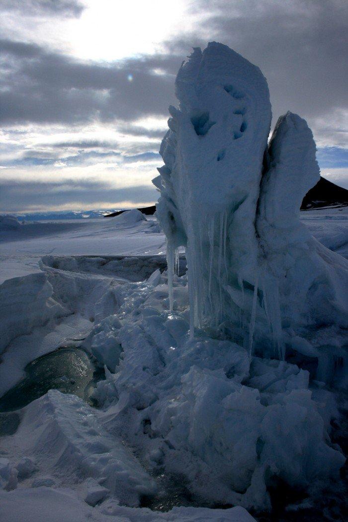 Цікаві факти про Антарктиду - часовий пояс