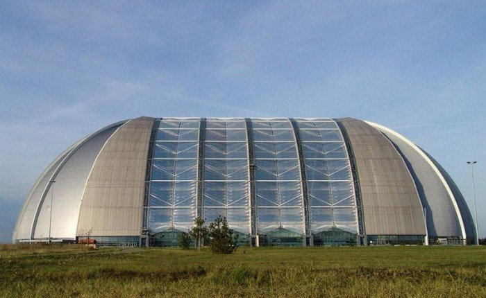 """Найбільший аквапарк в Німеччині """"Тропічні острови"""""""