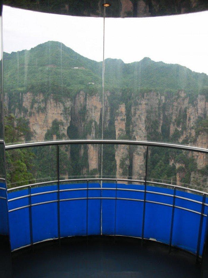 Лифт байлонг. Самый высокий лифт в мире, фото 5