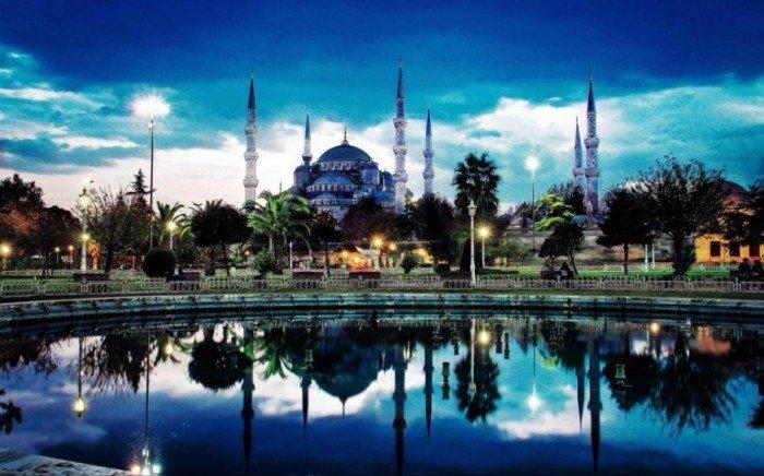 Рейтинг найкрасивіших міст світу, фото Стамбул