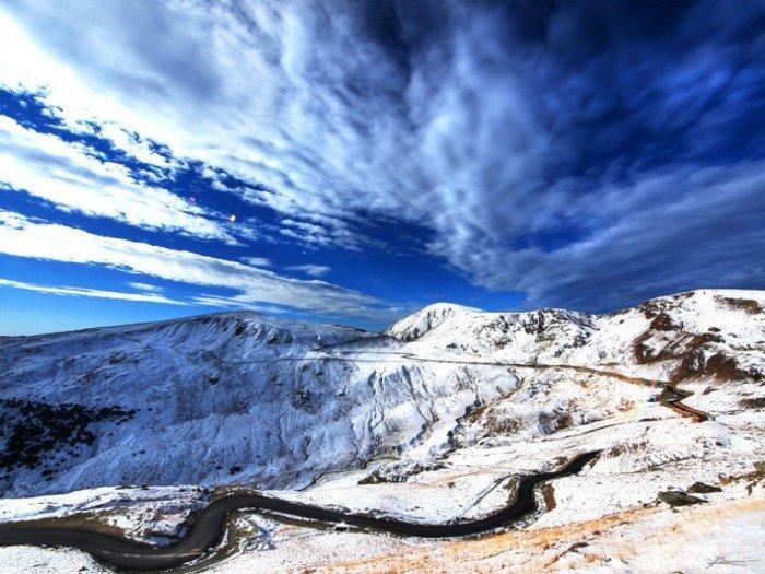 Найкрасивіші дороги світу - Трансальпіна, Румунія