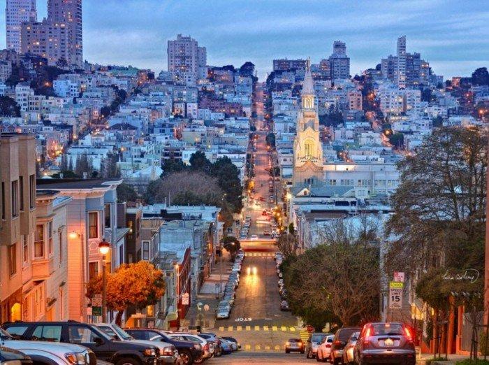Рейтинг найкрасивіших міст світу, фото Сан-Франциско