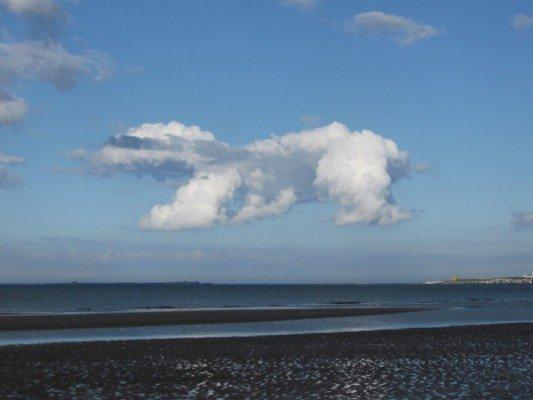 облака необычные фото