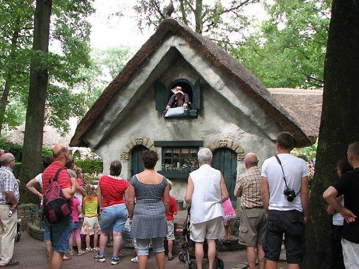 Парк розваг Ефтелінг, Каатсхойвел (Нідерланди) - фото 10