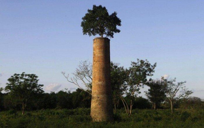 Заброшенные и таинственные места Земли, фото - Асунсьон, Парагвай