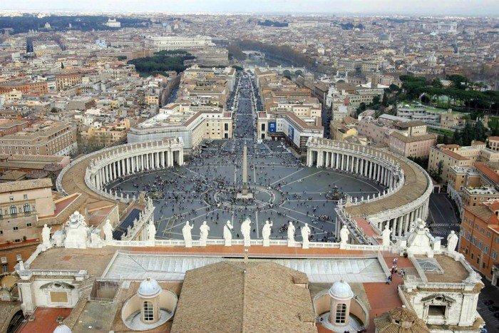 Всемирное наследие ЮНЕСКО, фото - Ватикан
