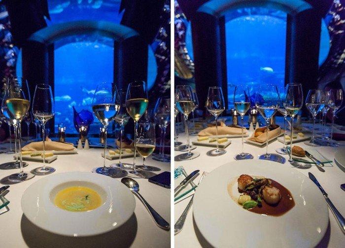 Ресторан акваріум «Аль Махара» в Дубаї, фото 7
