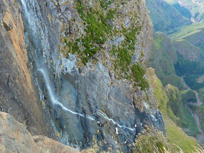 Найвищі водоспади світу - Тугела (Африка), фото 1
