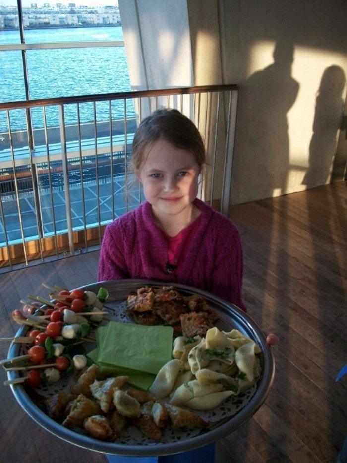 Незвичайний ресторан у Амстердамі - дитяче кафе «Kinderkookkafe», фото 2