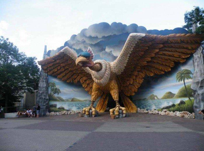Парк розваг Ефтелінг, Каатсхойвел (Нідерланди) - фото 17