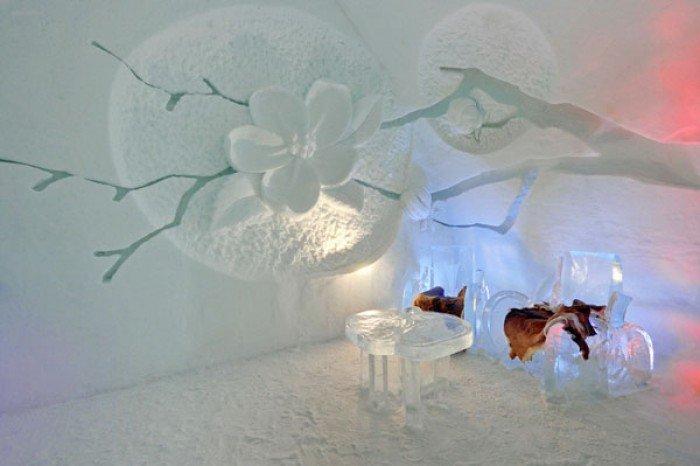 """Уникальный ледяной отель """"Hotel of Ice"""", фото 3"""