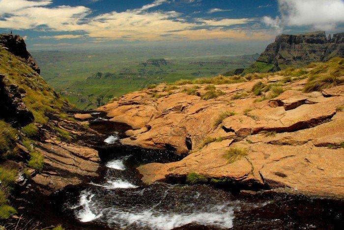 Найвищі водоспади світу - Тугела (Африка), фото 3