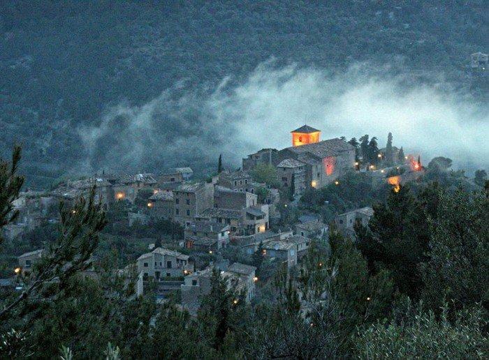 Самые красивые деревни Европы, фото - село Дейя, Мальорка