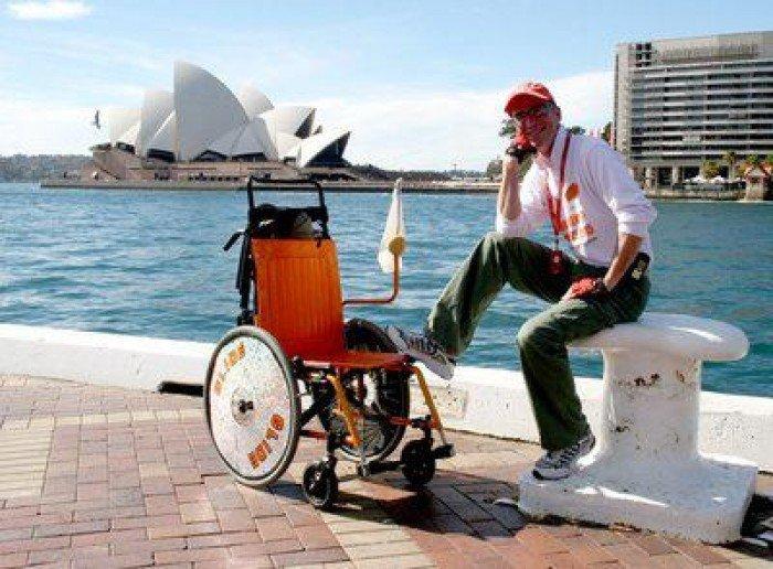 Найнезвичайніші подорожі у світі - Франк Мальдоні, фото 1